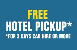 Car Hire Hotel Pickup Sunshine Coast Airport