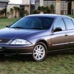 Sunshine Coast Hire Car Rentals - Ford falcon Futura, an ideal large family car